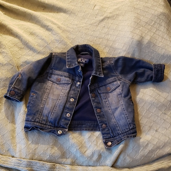 7-8 Girl/'s Jean Style Vest  Size M NWTs!!